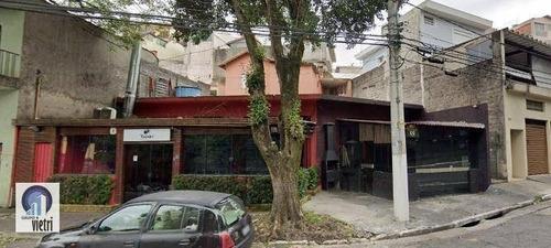 Terreno À Venda, 346 M² Por R$ 800.000,00 - Jardim Felicidade (zona Oeste) - São Paulo/sp - Te0698