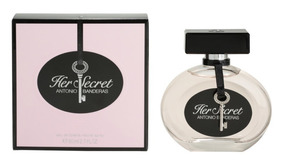 Her Secret - Antonio Banderas - Mujer - 80ml - Edt