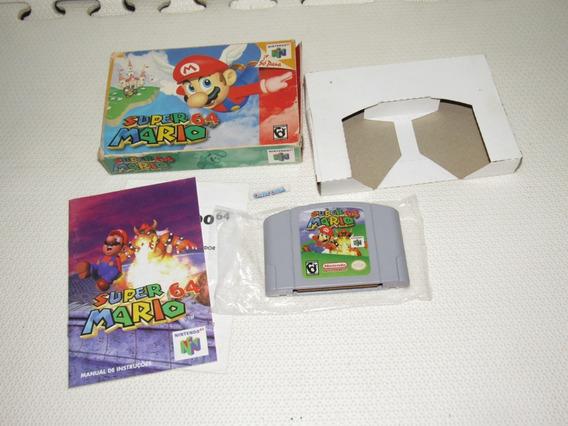 Super Mario 64 Original Nintendo 64 Playtronic Completa