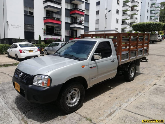 Nissan Frontier Np300 4x2 2400cc Aa Dh Fe