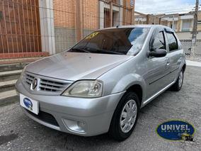 Renault Logan 1.0 Expression Hi-flex!!! Muito Barato!!!