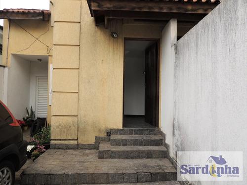 Casa Sobrado Em Vila Morse - São Paulo, Sp - 2791