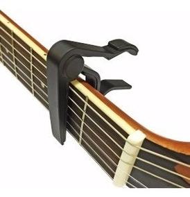 Capotraste Guitarcapo Violão Aço / Nylon / Guitarra