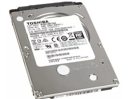 Kit Com 2 Hd Toshiba 500 Gb Para Notebook
