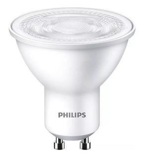 Pack 20 Dicroicas Led Philips Gu10 5w = 50w Calida Fria