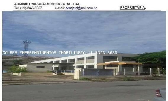 Galpão Para Locação Em Guarulhos, Jardim São Geraldo - 2000/824 G