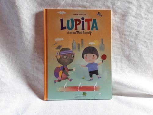 Lupita Torvic Le Sportif Keren Benoliel Quel Toupet Frances