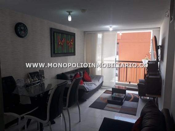 Apartamento Amoblado Arriendo - Calasanz Cod: 13225
