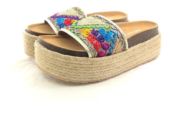 Anca Sol Nuevo Modelo Elegante El Mercado De Zapatos!