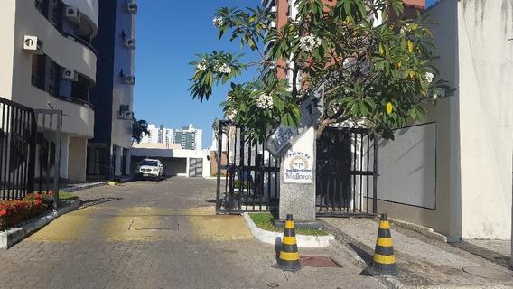 Apartamento Com 3 Dormitórios Para Alugar, 120 M² Por R$ 1.500/mês - Grageru - Aracaju/se - Ap0007