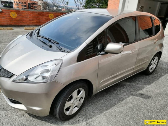 Honda Fit Lx 1400 Cc At