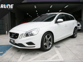Volvo V60 2.0r Design Dynamic 16v Turbo Gasolina Autom 2013