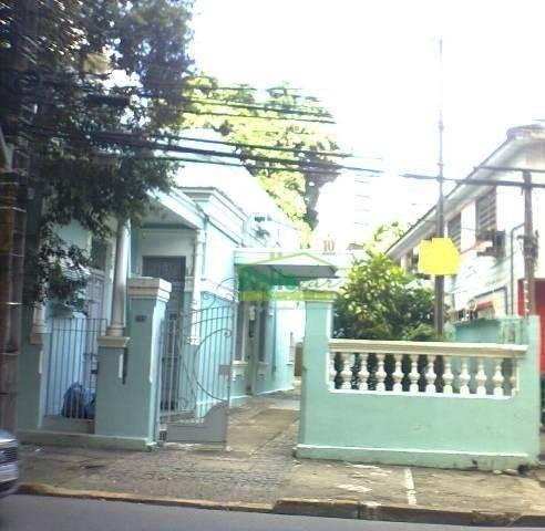 Casa À Venda, 546 M² Por R$ 1.200.000 Boa Vista Recife Pe - Ca0157