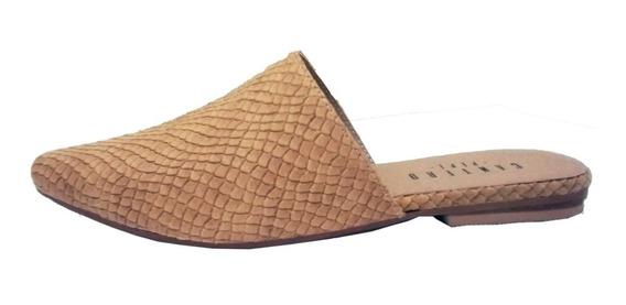 Zapato Mujer Sandalia Baja 2x1 No. 36