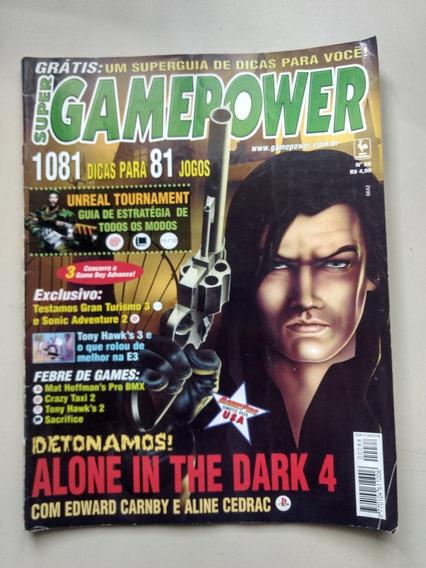 Revista Super Game Power 88 Gran Turismo 3 Crazy Taxi 2 214