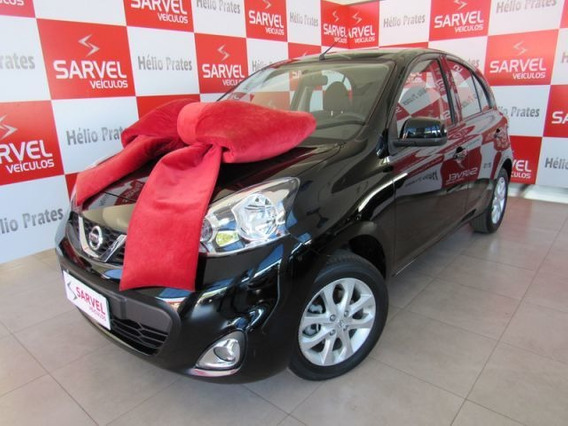 Nissan March Sv Cvt 1.6 16v Flex, Pav9307