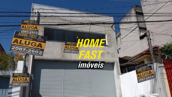 Prédio Comercial Para Locação, No Coração Do Centro De Guarulhos! - Pr0019