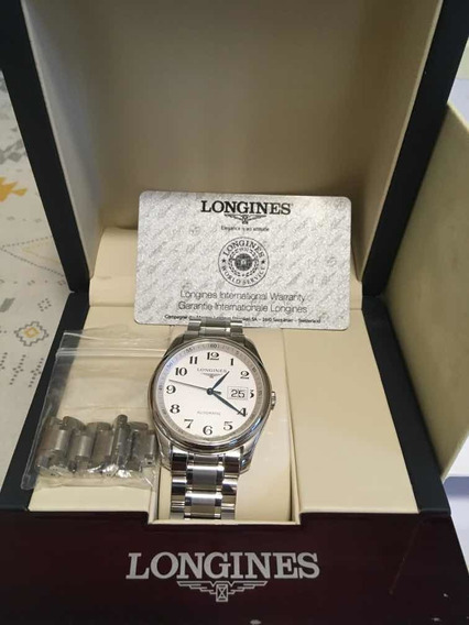 Relogio Longines Master Collection Automático