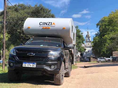Camper Doble Cabina Cinzia
