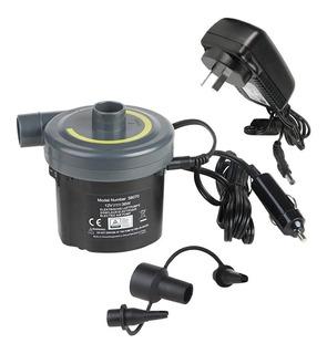 Inflador Eléctrico Waterdog 12v/220w Para Colchón