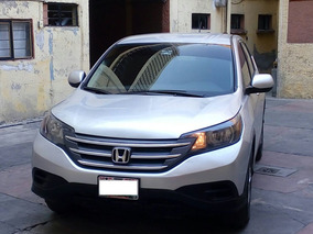 Hermosa Honda Cr-v 2014 Clima Electrica Factura Agencia