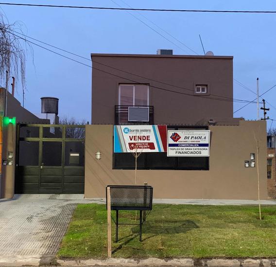 Venta A Costo, Inversor Cuotas Duplex 2 Lomas De Zamora