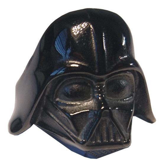 Anillo Darth Vader Star Wars De Acero Inoxidable