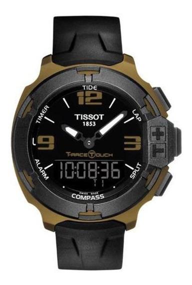 Tissot T-race Touch Aluminio T0814209705706 12x Sem Juros
