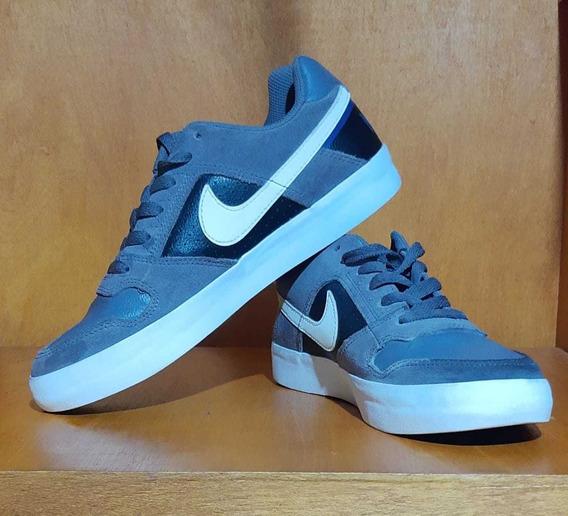 Zapatillas Nike Air Force + Nike Delta Force Sb