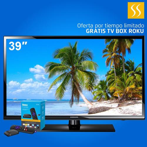 Tv Led Samsung 39 Un39fh5005 Full Hd + Tv Box Disney Plus