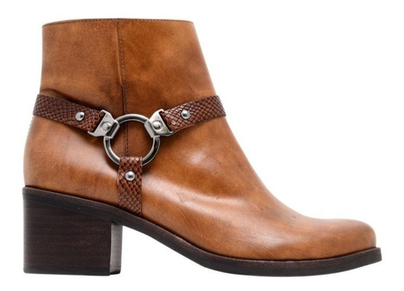 Botas De Cuero Cassias, Hush Puppies