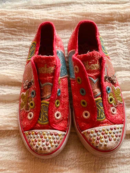 Zapatillas Skechers Nena Talle 29 (us 11)