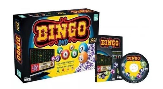 Jogo Bingo Em Casa Dvd - Nig