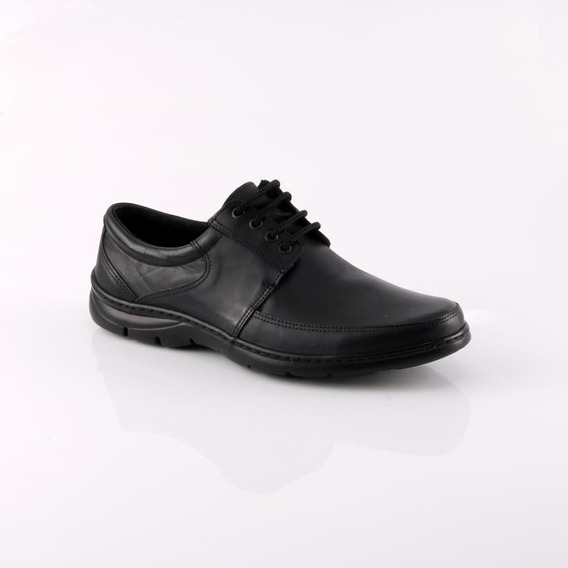 Zapato Free Comfort Slack Sport Base 4014xl Negro