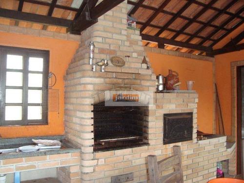 Chácara Residencial À Venda, Zanzala, São Bernardo Do Campo. - Ch0069