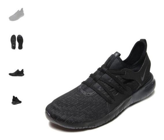 Tênis Nike Flex Contact 3 Masculino Preto Tam 40 + Frete G