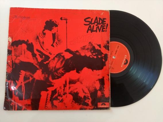 Slade Alive! Lp Nacional
