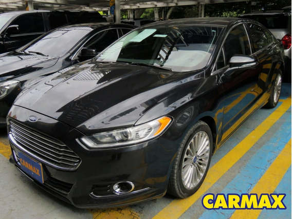 Ford Fusion Titanium 2013 Financiación Hasta Del 100%