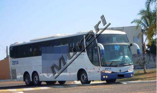 Imagem 1 de 6 de Paradiso 1200 G6 Mercedes O400 Rsd Truc 2000 50 Lug  Ref 525