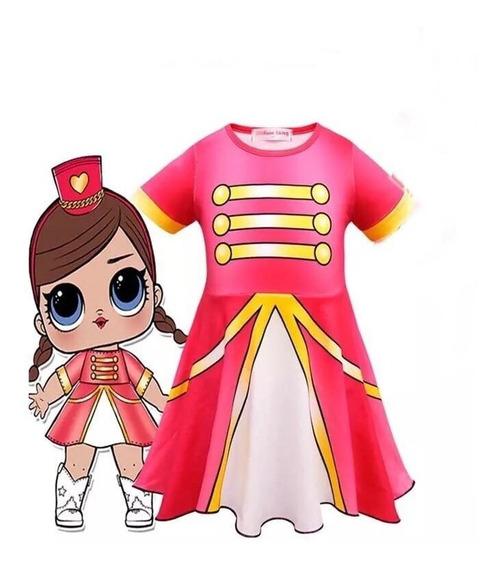 Vestidos Muñecas Lol Surprise Varios Modelos Remate
