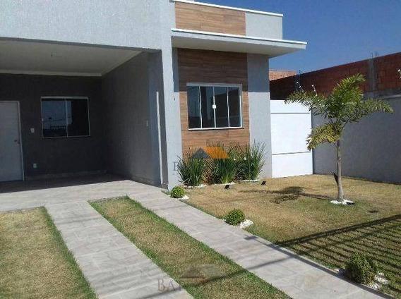 Casa Residencial À Venda, Jardim Do Jequitibá, Limeira. - Ca0329