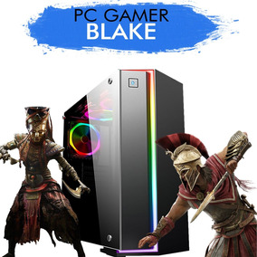 Pc Gamer Blake Intel Core I5-8600k Gtx 1060 6gb 1tb 8gb Ram
