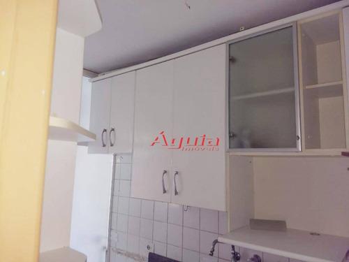 Apartamento Com 2 Dormitórios À Venda, 54 M² Por R$ 230.000,00 - Assunção - São Bernardo Do Campo/sp - Ap1811