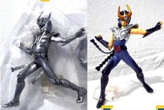 Ikki X 2 Caballeros Del Zodíaco Saint Seiya Gashapon Z