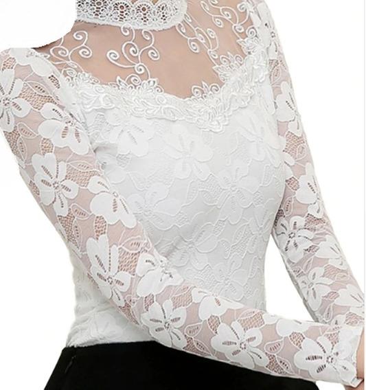 Blusa Camisa Moda Feminina Social Foto Real De Luxo