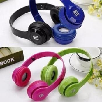 Fone Ouvido Headphone Celular Universal Colorido - 6003