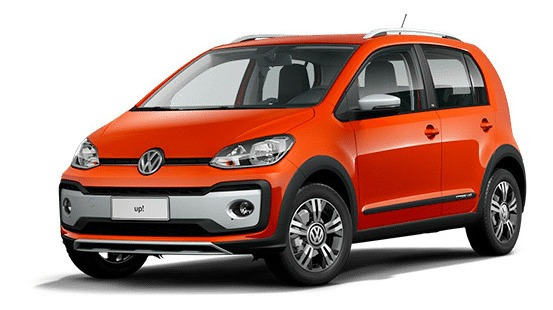 Volkswagen Cross Up! My20 Tsi Romera Hnos