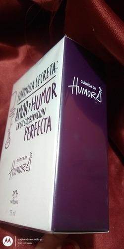 Humor Química Eau De Toliette - mL a $620