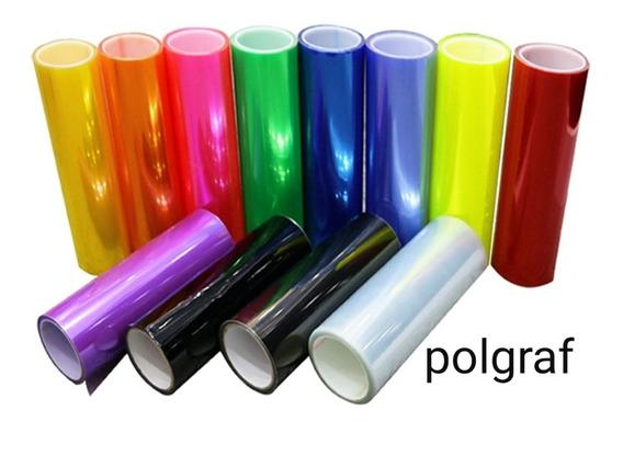 Vinilo Fume Para Opticas ( 30cm X 100cm) Polgraf