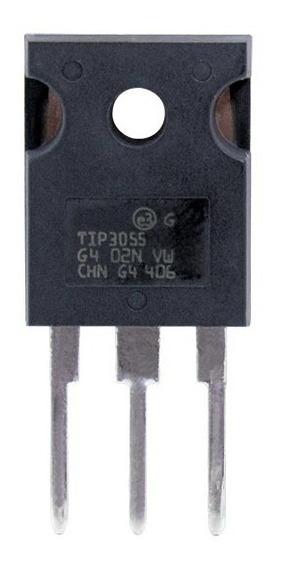 Kit 5 Transistor Tip3055 Tip 3055 Original To247